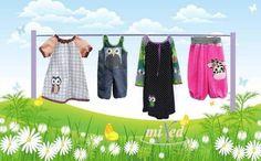 Children's wear from mixed webshop