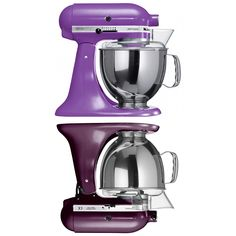 Which is your favourite colour between Boysenberry and Grape? Much love KitchenAid Africa xx