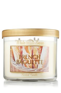 2 for $20.00 French Baguette 14.5 oz. 3-Wick Candle - Slatkin & Co. - Bath & Body Works