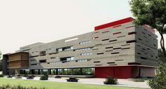 Gallery - Biotechnology Research Institute / De La Fuente + Luppi + Pieroni + Ugalde + Winter - 25
