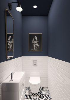 Azul marino en decoración, ¿en qué estancia es mejor?