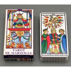 Tarot de Marseille  -Jodorowsky - Hathor Books
