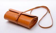 "10""Leather tote bag crossbody  bag leather bag bags school bag by BEIJINGREN on Etsy"