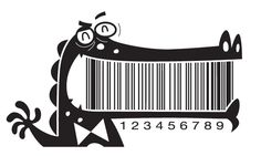 Creative Barcode Designs from Steve Simpson 3