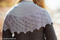 Ravelry: Tempest Shawlette pattern by Tabetha Hedrick