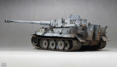 Trump Models, Tiger Tank, Lego Mecha, Model Tanks, Ww2 Tanks, German Army, Panzer, Plastic Models, Warfare