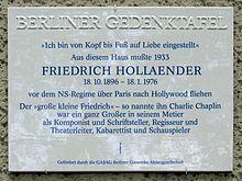https://de.wikipedia.org/wiki/Friedrich_Hollaender