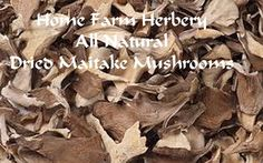 Maitake Mushrooms Dried, no chemicals, Buy 1 or Buy 3 & get 1 FREE, Order now, FREE shipping