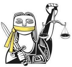 Hommage à la journaliste Florence Hartmann emprisonnée par le Tribunal International de La Haye pour avoir publié des décisions de justice