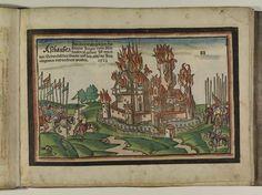 Artist: Unknown, Title: Bamberger Burgenbuch, Date: 1527, Page: 11
