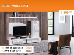 Nice white wall units are also on the sale. Arkadya, Rose and Sedef ...