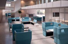 Sitzbank aus Wolle mit Rücken Sitzbank Kollektion Oracle by True Design   Design Orlandini Design