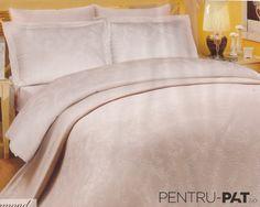 Cuvertura pat pentru doua persoane Hobby Diamond pink Comforters, Blanket, Brown, Bed, Furniture, Diamond, Home Decor, Creature Comforts, Quilts