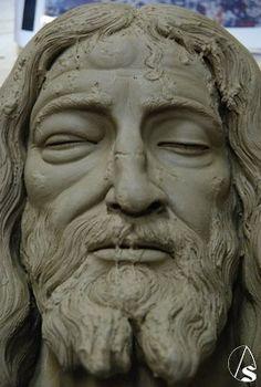 ulteriore ricostruzione di Minarro dalla Sindone, da cui si evince l'estrema violenza subita dal Messia
