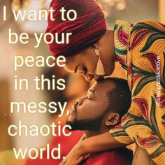 I want to be your calm in this insanity ❤ love quotes Straight Black Love Dating Black Love Quotes, Black Love Art, Black Girl Art, Black Couple Art, Black Love Couples, Black Marriage, Love And Marriage, Marriage Advice, Black Relationship Goals