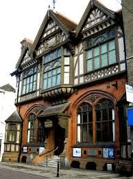tudor architecture bars - Google Search
