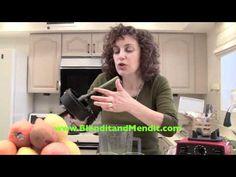 Cilantro Green Smoothie: cilantro, watermelon, pineapple and nectarine