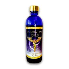 Activated Colloidal Gold Kundalini Gold is a revolutionary elixir created by a local healer.