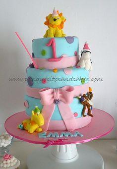 Cake infantil