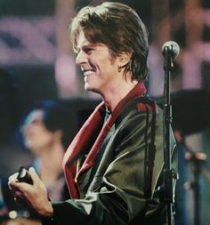 David Bowie Wonderworld: David Bowie Photograph of the Day
