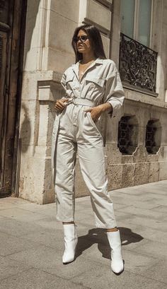 Classy Outfits For Women, Edgy Outfits, Fashion Outfits, Clothes For Women, Hot Day Outfit, Outing Outfit, Spring Street Style, Street Style Women, Farmer Outfit