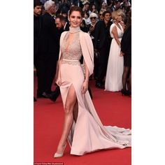 Cheryl Fernandez-Versini cuts a glamorous figure at Cannes premiere featuring polyvore