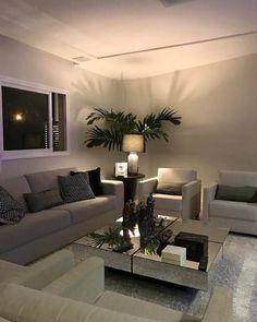 67 elegant living room color scheme ideas for 2020 3 Home Living Room, Interior Design Living Room, Living Room Designs, Living Room Decor, Interior Livingroom, Design Room, Living Room Color Schemes, Colour Schemes, Elegant Living Room