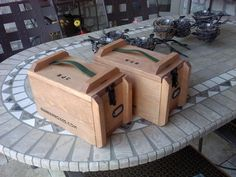 Bunker Boxes USA - Customer Photo gallery