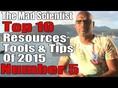 Mad Scientist Top 10 Reources Of 2015 | Number 5