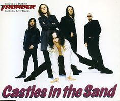 """For Sale - Thunder Castles In The Sand - Part 2 UK  CD single (CD5 / 5"""") - See this and 250,000 other rare & vintage vinyl records, singles, LPs & CDs at http://eil.com"""