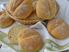 Ala piecze i gotuje: Bułki wrocławskie z przedziałkiem