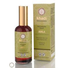 Ajurwedyjski olejek do włosów AMLA - KHADI | Naturalne, ekologiczne kosmetyki i…