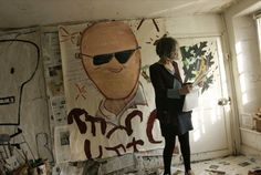 Artist Rose Wylie, 77, Gets First Show in Moscow | Arts and Ideas | The Moscow Times