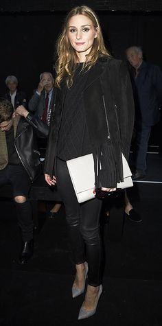 Olivia Palermo's Fashion Week Looks #InStyle