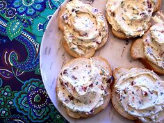 Because Everyone Asks Me For This Recipe:  Pesto Cream Cheese Spread