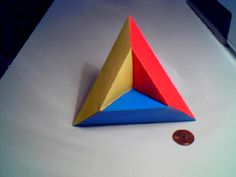 There Are 2 Types Of Origami Toys
