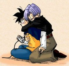 Trunks & Goten