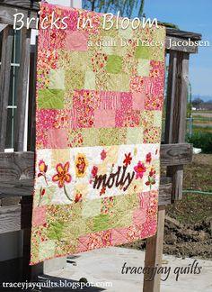 Bricks in Bloom   _______________________________ Garden Stars and Stripes   _______________________________  Crazy Hunky Dory in Frames    ...