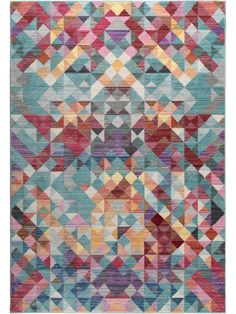 Ethno-Style für den Boden - benuta Teppich Visconti ähnliche tolle Projekte und Ideen wie im Bild vorgestellt findest du auch in unserem Magazin