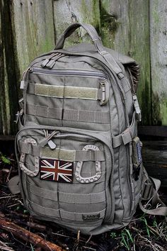 5.11 Tactical Rush 12 Back Pack - edc everydary carry tactical survival back pack - Everyday Carry Gear
