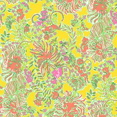 Happy Place - lilly for target print