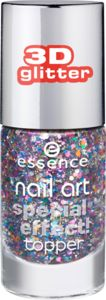 nail art special effect topper 02 circus confetti - essence cosmetics