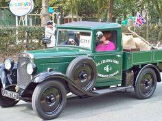 18 Austin Light 12-4 Pick Up Truck (1930-34) by robertknight16, via Flickr