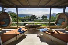All our accommodations have stunning views of the BVI