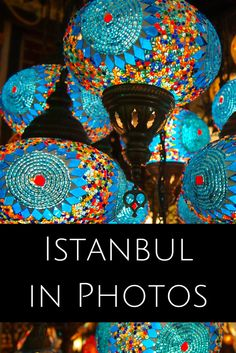 A photo essay filled with pictures from Istanbul, Turkey.