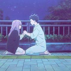 / Koe no Katachi // A Silent Voice // Shouya Ishida // Shouko Nishimiya Film Anime, Anime Manga, Fanarts Anime, Anime Characters, A Silence Voice, A Silent Voice Anime, Anime Disney, Gothic Home, The Garden Of Words