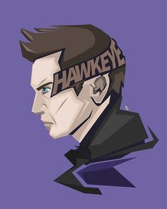 And now we are all done with the #CivilWar set -  Hawkeye, you can download both teams in hd, they are on my website, link is in my bio :) enjoy #popheadshots