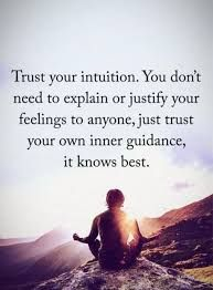 97 Inspirational Quotes That Will Change Your Life - Page 6 of 10 - The Quotes Book Trust your intuition. You don't need to explain or justify your feelings to anyone, just trust your own inner guidance, it knows best. Dream Quotes, New Quotes, Quotes To Live By, Qoutes, Quotes 2016, Motivational Quotes, Trust Quotes, Random Quotes, Famous Quotes