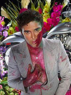 David LaChapelle - Commercial photographer, fine-art photographer, music video director, film director, and artist