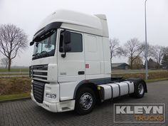 Used Tractor unit DAF XF 105.460 for sale!